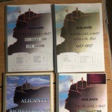 Libros: ALICANTE BACHILLERES 1947. Lote 260059755