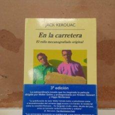 Livros: LIBRO JACK KEROUAC EN LA CARRETERA. Lote 260302815