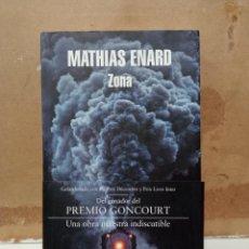 Libri: LIBRO MATHIAS ENARD ZONA. Lote 260304085