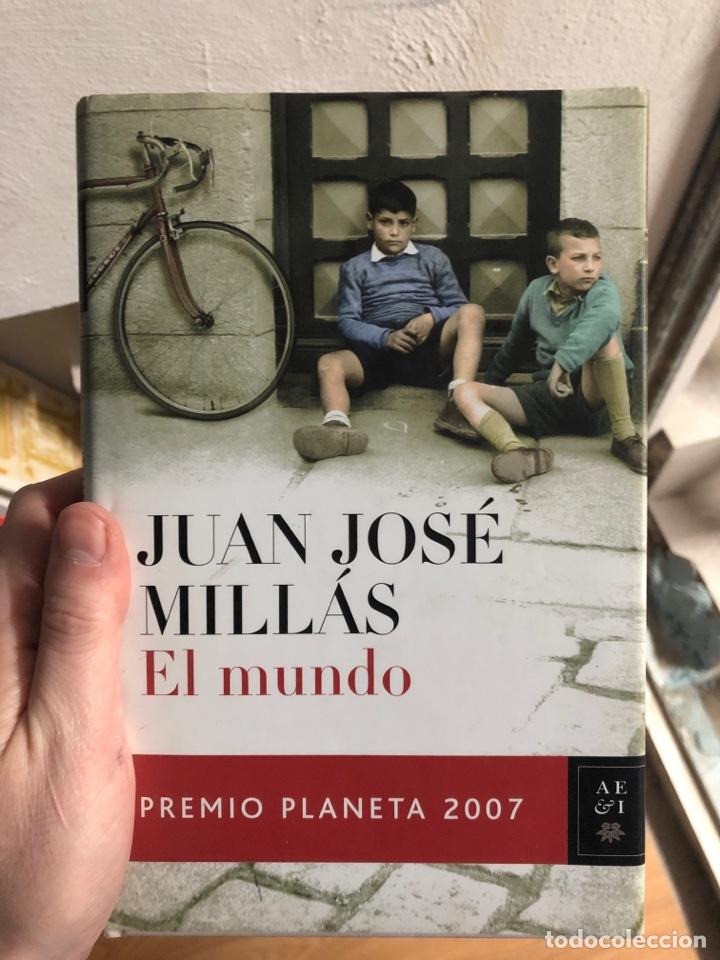 JUAN JOSÉ MILLAS EL MUNDO PRIMERO NETO 2007 (Libros nuevos sin clasificar)