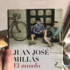 Libros: JUAN JOSÉ MILLAS EL MUNDO PRIMERO NETO 2007. Lote 260680620