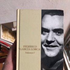 Libros: FEDERICO GARCÍA LORCA IAN GIBSON 2 TOMOS. Lote 260681475