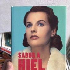 Libros: SABOR A HIEL ANA ROSA QUINTANA. Lote 260682075