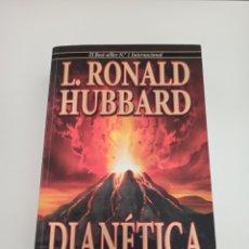 Libros: DIANETICA EL PODER DEL PENSAMIENTO SOBRE EL CUERPO. Lote 261895595