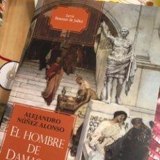 Libri: EL HOMBRE DE DAMASCO ALEJANDRO NÚÑEZ ALONSO. Lote 262289425