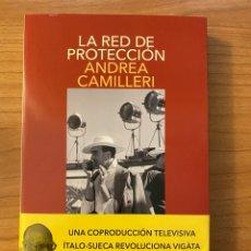 Livros: RED DE PROTECCIÓN, ANDREA CAMILLERI. Lote 262523680