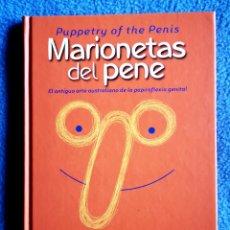 Livros: MARIONETAS DEL PENE - SIMON MORLEY. Lote 262765185