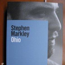 Libros: LIBRO - OHIO - ED. ALIANZA LIT - STEPHEN MARKLEY - NUEVO +. Lote 263070280