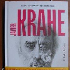 Libros: LIBRO - JAVIER KRAHE - ED. RESERVOIR BOOKS - FEDERICO DEL HARO - NUEVO +. Lote 263070620