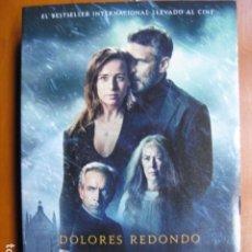 Libros: LIBRO - OFRENDA A LA TORMENTA - ED. DESTINO - DOLORES REDONDO TRILOGIA BAZTAN - NUEVO. Lote 263077365