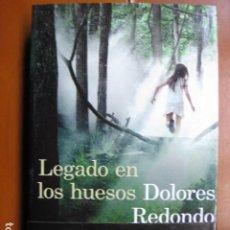 Libros: LIBRO - EL LEGADO DE LOS HUESOS- ED. DESTINO - DOLORES REDONDO TRILOGIA BAZTAN - NUEVO +. Lote 263077570