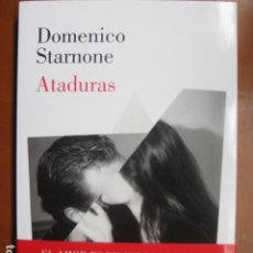 Livres: LIBRO - ATADURAS - ED. LUMEN - DOMENICO STARNONE - NUEVO. Lote 263157495