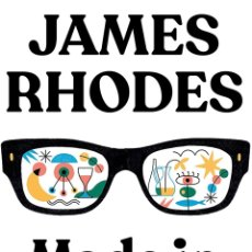Libros: MADE IN SPAIN, JAMES RHODES. Lote 263200465