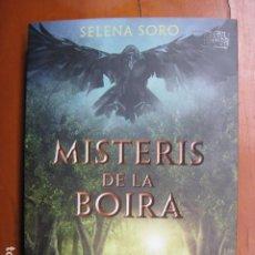 Libros: LIBRO - MISTERIS DE LA BOIRA - ED. COLUMNA - SELENA SORO - EN CATALAN - NUEVO +. Lote 263202240