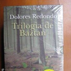 Libros: LIBRO - TRILOGIA DE BAZTAN PACK - ED. COLUMNA - DOLORES REDONDO - NUEVO ++. Lote 263202950