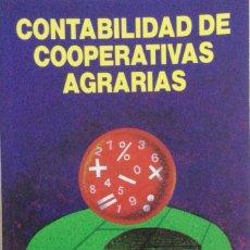 Livros: CONTABILIDAD DE COOPERATIVAS AGRÁRIAS. NUEVO. Lote 264690104