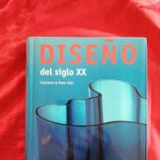 Libros: DISEÑO DEL SIGLO XX. Lote 264856584