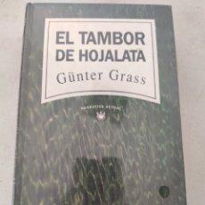 Livres: EL TAMBOR DE HOJALATA. GUNTER GRASS. NUEVO PRECINTADO. Lote 265135519