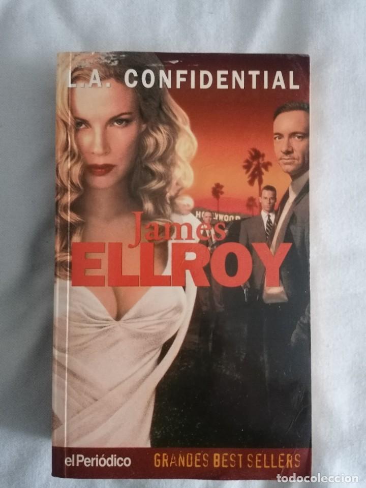 L.A. CONFIDENTIAL - JAMES ELLROY - (Libros nuevos sin clasificar)