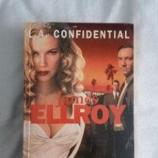 Libros: L.A. CONFIDENTIAL - JAMES ELLROY -. Lote 266403598