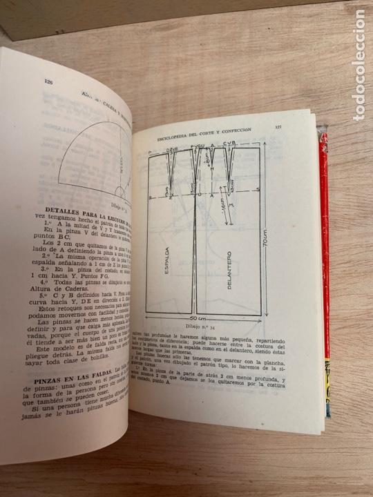 Libros: Enciclopedia del corte y confección por Ana María Calera - Foto 7 - 268879019