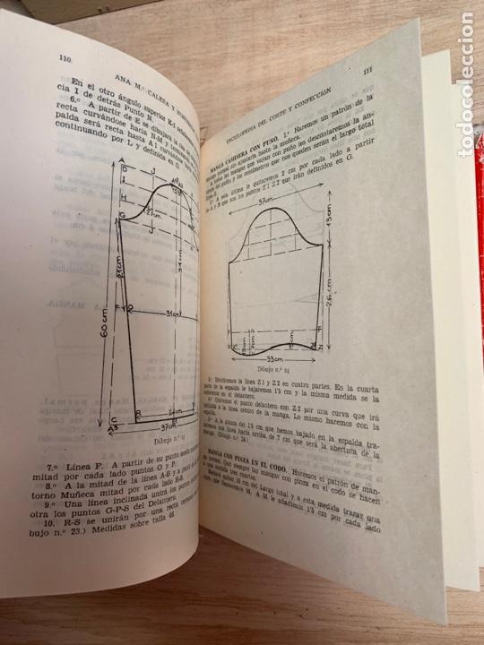 Libros: Enciclopedia del corte y confección por Ana María Calera - Foto 8 - 268879019