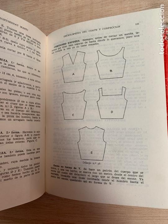 Libros: Enciclopedia del corte y confección por Ana María Calera - Foto 10 - 268879019