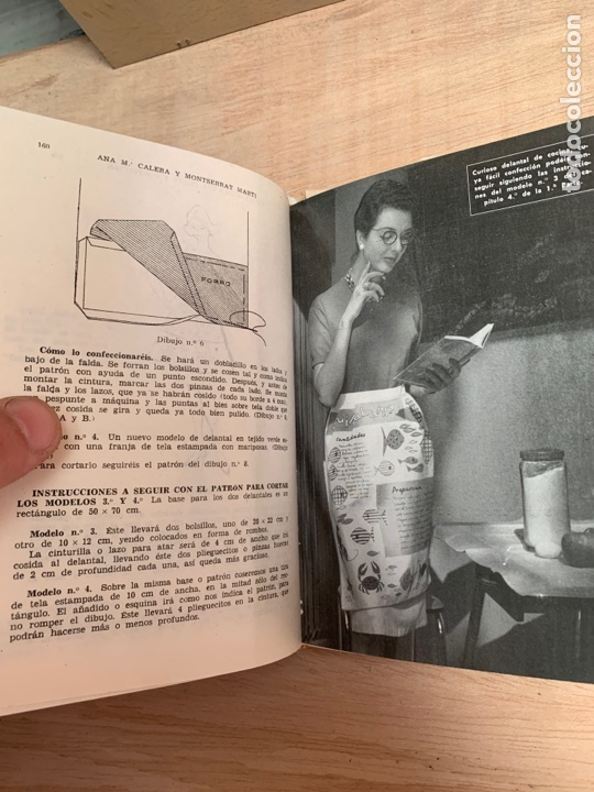 Libros: Enciclopedia del corte y confección por Ana María Calera - Foto 11 - 268879019