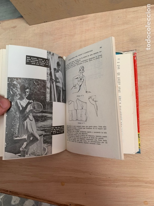 Libros: Enciclopedia del corte y confección por Ana María Calera - Foto 12 - 268879019