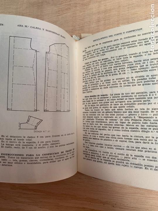 Libros: Enciclopedia del corte y confección por Ana María Calera - Foto 13 - 268879019