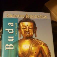 Libros: BUDA BIOGRAFIA. Lote 269312008