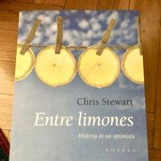 Libros: ENTRE LIMONES DE CHRIST STEWART. Lote 269317573