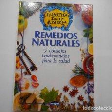 Libros: LA BOTICA DE LA ABUELA. Lote 269320253