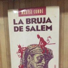 Libros: LA BRUJA DE SALEM MARYSE CONDÉ ( CIRCULO DE LECTORES ). Lote 269438163