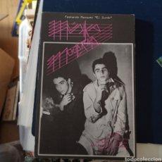 Libros: MUSIKA MODERNA - FERNANDO MARQUEZ EL ZURDO (1ª EDICIÓN, MADRID, 1981). Lote 270199083