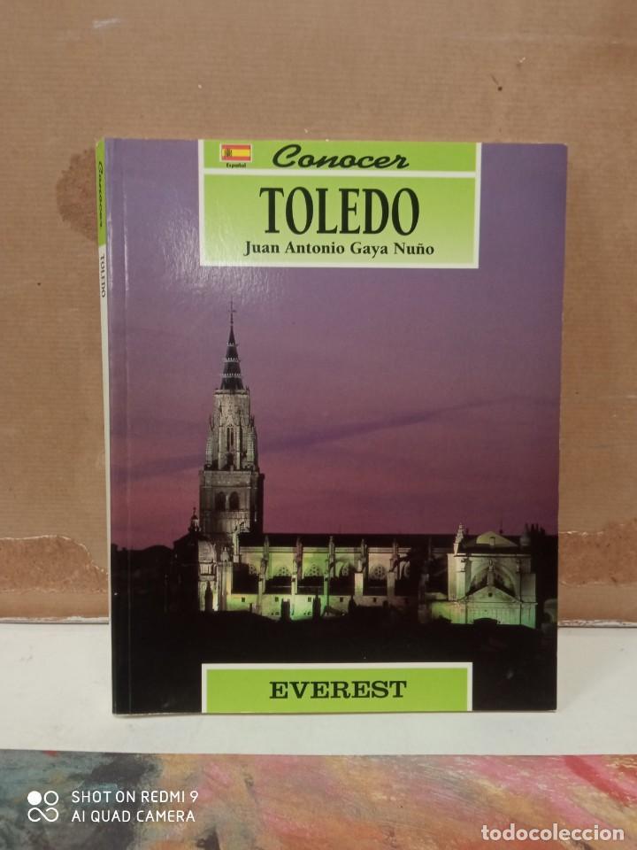 CONOCER TOLEDO (Libros nuevos sin clasificar)