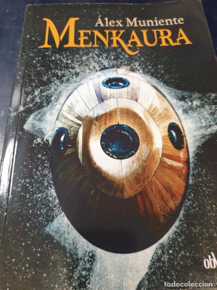 MENKAURA ALEX MUNIENTE (Libros nuevos sin clasificar)