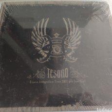 Libros: TESORO. DIARIO FOTOGRÁFICO TOUR 2007 HÉROES DEL SILENCIO. JOSÉ GIRL. NUEVO PRECINTADO. Lote 271009073