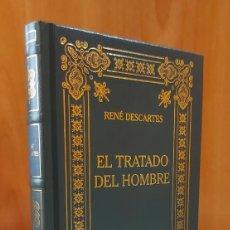 Libros: EL TRATADO DEL HOMBRE; TRATADO DE LAS PASIONES / RENÉ DESCARTES (MEDICINA). Lote 271020803