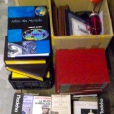 Libros: LOTAZO DE LIBROS DE ARTE Y REVISTAS DE NATIONAL GEOGRÁFICA. Lote 271392548