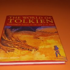 Libros: THE WORLD OF TOLKIEN EN INGLES. Lote 271987563