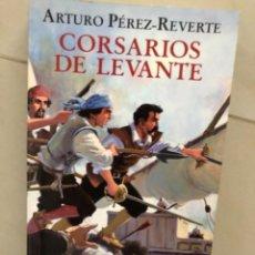 Libros: LIBRO CORSARIOS DE LEVANTE. Lote 274178468