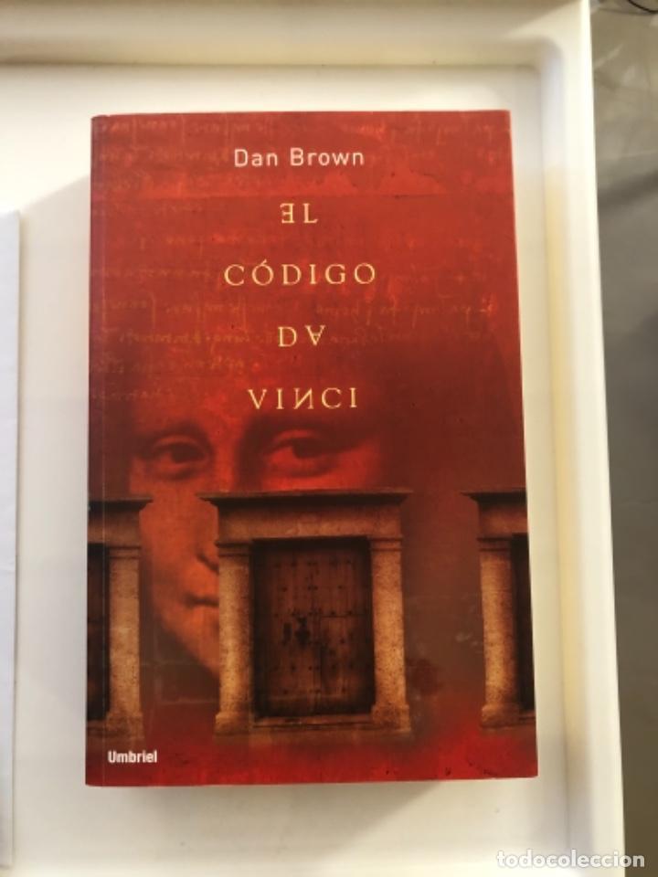 LIBRO EL CÓDIGO DA VINCI (Libros nuevos sin clasificar)