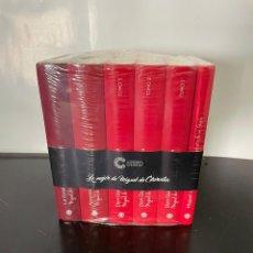 Libros: LO MEJOR DE MIGUEL CERVANTES. Lote 274634998