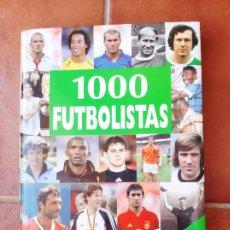 Libros: LIBRO EDITORIAL NGV ESPECIAL 1000 FUTBOLISTAS DE LA HISTORIA.. Lote 275957168