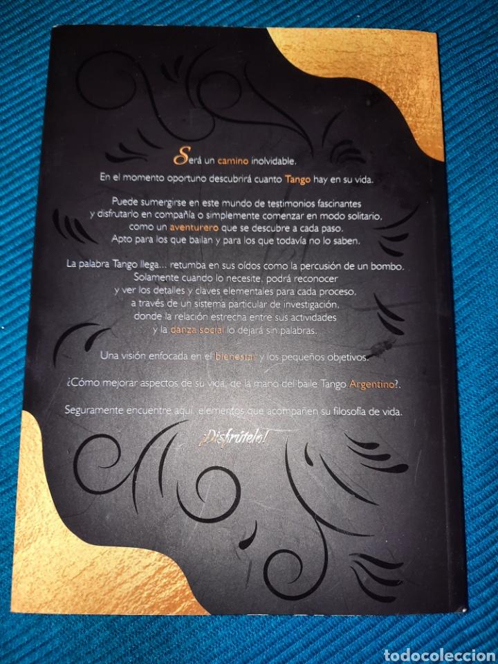 Libros: LIBRO SEXTO SENTIDO TANGO, UNA FILOSOFÍA DE VIDA, 1°EDICIÓN, SÓLO 300 EJEMPLARES, ADRIÁN A. HEIM - Foto 2 - 276093893