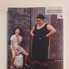 Livres: PANZA DE BURRO - ANDREA ABREU. Lote 276213443