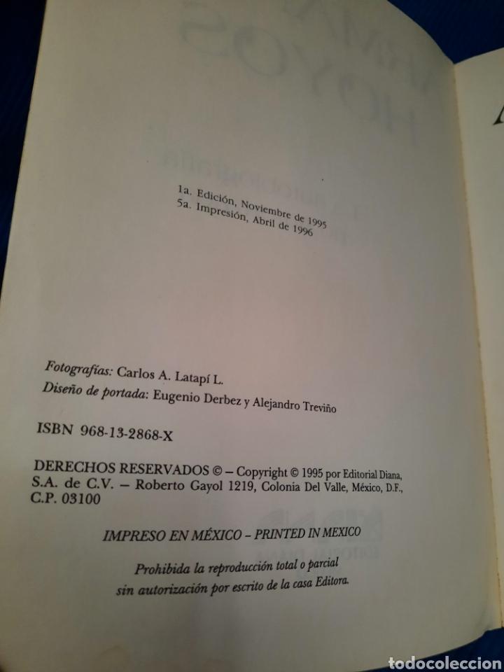 Libros: ARMANDO HOYOS, LA AUTOBIOGRAFÍA NO AUTORIZADA NI POR EUGENIO DERBEZ,EDITORIAL DIANA,MÉXICO - Foto 3 - 276222818