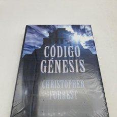 Libros: CÓDIGO GENESIS ( CHRISTOPHER FORREST ) NUEVO. Lote 276535478