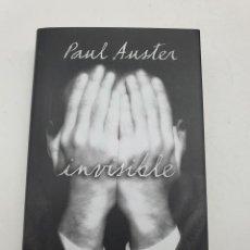 Libros: INVISIBLE ( PAUL AUSTER ) VER FOTOS. Lote 276536578